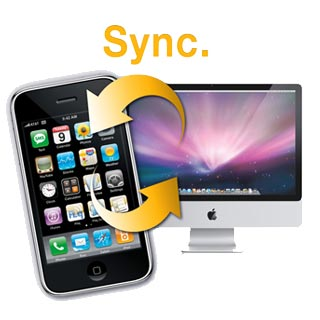 sync itunes iphone