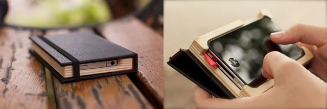 Little Black Book case voor de iPhone