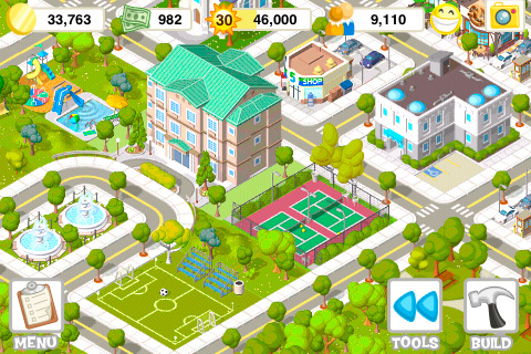 City Building Games Android Apk
