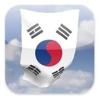 korea vlag