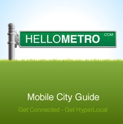 hellometro city guide