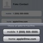 FaceTime op basis van een e-mailadres