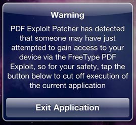 PDF Exploit Patcher