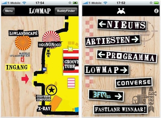 lowlands iphone