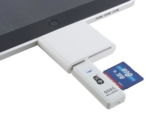 ipad usb dongle