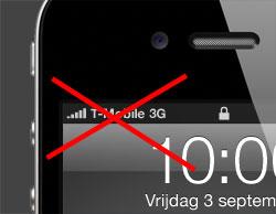 T-mobile verlies iPhone-exclusiviteit