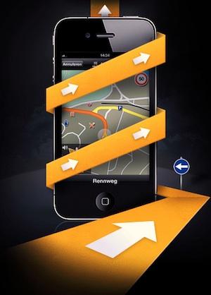 navigon iphone