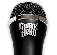 guitar hero microfoon