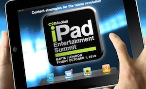 ipad entertainment summit