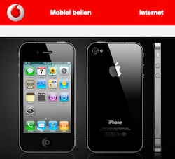 vodafone iphone