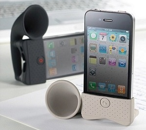 bone collection iphone amplifier