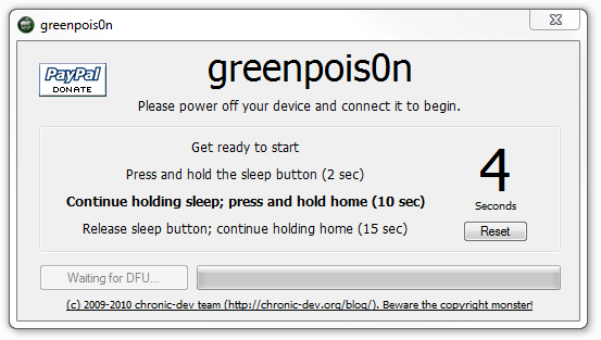 greenpois0n RC4
