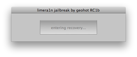 limera1n recovery