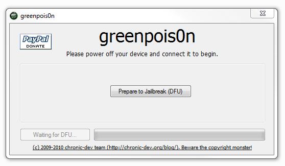 greenpois0n RC2