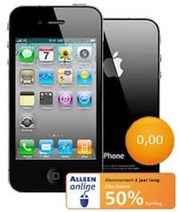 kpn iphone 4