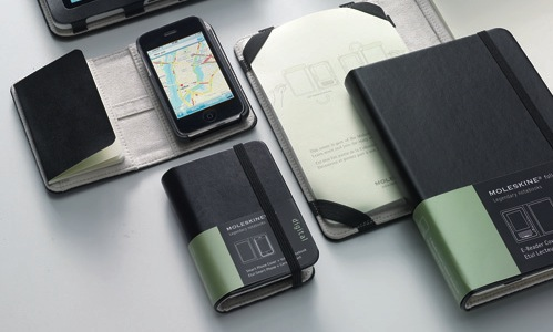 moleskine iphone