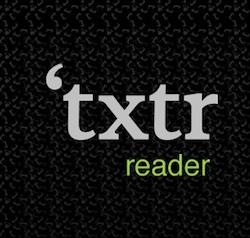 txtr iphone splash
