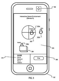 apple patent game locatie