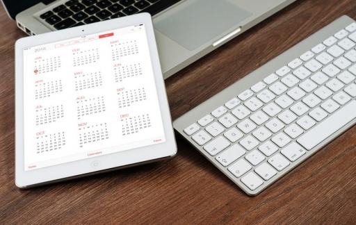 iPad-agenda