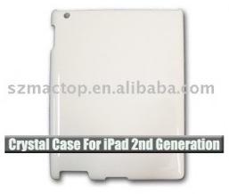 ipad crystal case