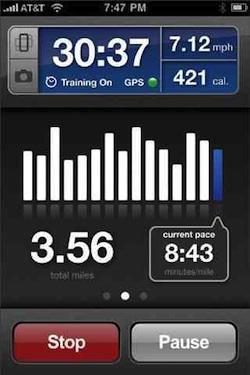 runkeeper pro iphone