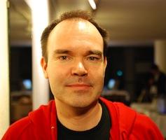 Peter Vesterbacka CEO Rovio Mobile (Angry Birds)
