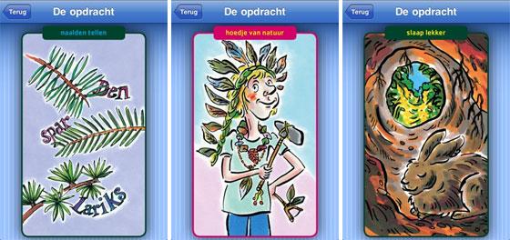 digi-doe-natuurkaarten