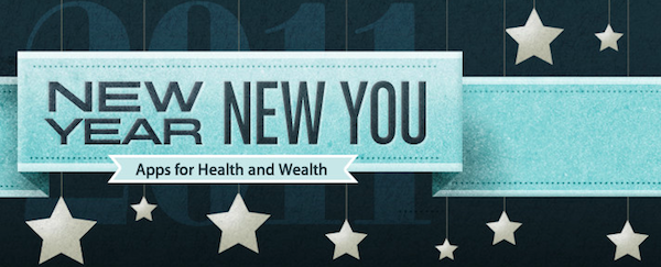 Nieuwe sectie 'New Year, New You' in App Store