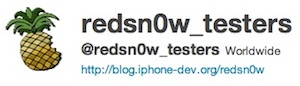 redsn0w testers