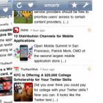 Smartr voor iPhone iPod touch