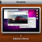 Screens voor iPhone