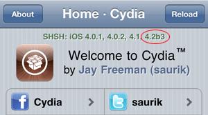 Unieke handtekeningen in Cydia