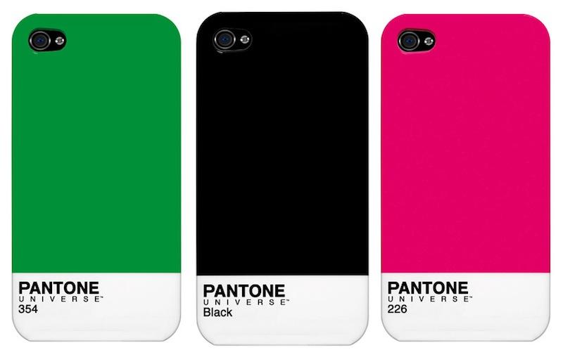 Pantone Cases