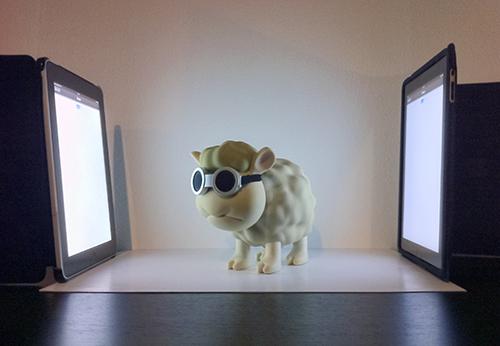 Seamour Sheep door Sevensheaven - opzet