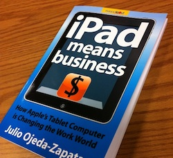 ipad means business boek