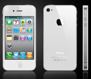 witte iphone
