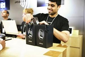 iphone verkoop