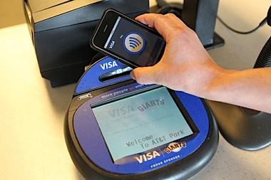 iPhone als contactloos betaalmiddel
