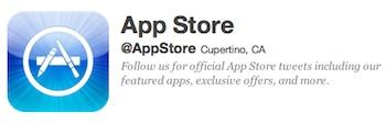 app store twitter