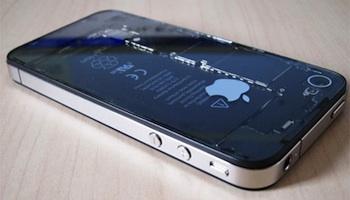 transparante iphone