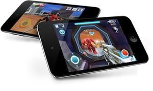 3d ipod scherm
