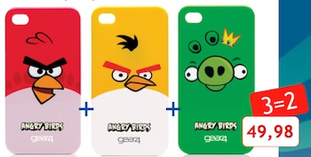 angry birds hoesjes