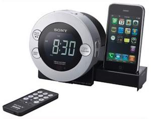 iphone wekker