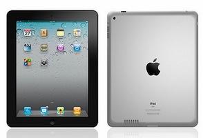 iPad 2 (mockup)