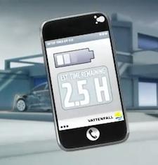 volvo iphone app