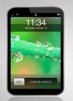 iPhone nano (mockup)