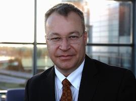 Stephen Elop (CEO Nokia)