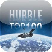 Hubble Top 100 voorbeeld