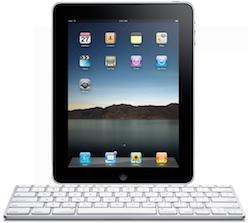 iPad 2 Keyboard Dock