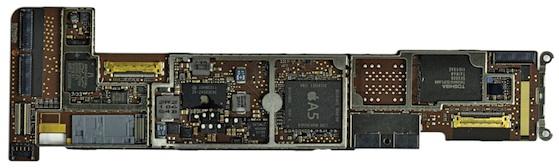 ifixit logic board ipad 2